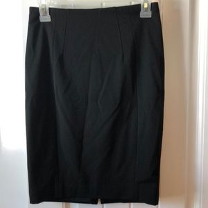 Express Lined straight skirt size 0